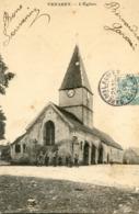 21 - Venarey - L'Eglise - Venarey Les Laumes