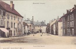 Vosges - Senones - Place Dom Calmet - Senones