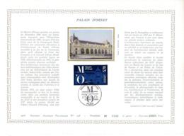 Document Artistique Philatélique Cérès N° 748 (YT N° 2451): RARE !!! - Documents De La Poste