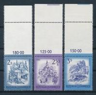 ÖSTERREICH Mi. Nr. 1440-1442 Freimarken: Schönes Österreich - Leerfeld - Siehe Scan - MNH - 1945-.... 2. Republik