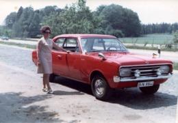 Photo Originale OPEL COMMODORE A (1967-1972) - Coches