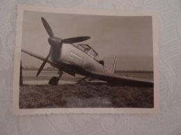 Photo Originale Avion Aviation Sica - Aviation