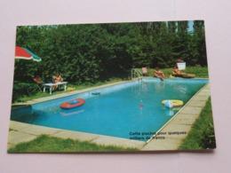 ET Europe Technic Rue De La Villette CHARLEROI Marcinelle / Piscine ( Euro Color ) Anno 19?? ( Zie/voir Photo ) ! - Advertising