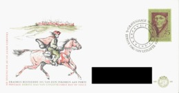 NETHERLANDS. FDC. 500th ANNIV. ERASMUS. 1969 - FDC