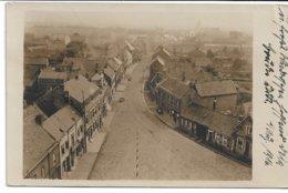 CARTE-PHOTO NORD 59 WW1 ANNOEULLIN Vue Aérienne De 1916 - Autres Communes