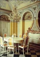 Ansichtskarte Weesenstein (Müglitz) Schloss Weesenstein - Speisesaal 1990 - Weesenstein A. D. Mueglitz