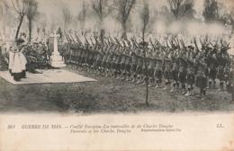 Militaire Guerre 1914 1918 Les Funérailles De Sir Charles Douglas 1914 Funerals Sir Charles Douglas - War 1914-18