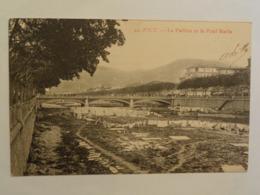 Nice - Le Paillon Et Le Pont Barla - Monuments, édifices