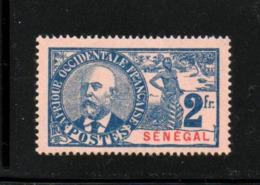SENEGAL  NEUF Sans Charnière    N°  45  N**   1906   Bon Centrage   Cte: 75,00 € - Nuevos