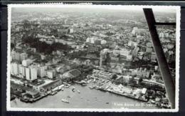 "Brésil - Correspondance Sur Carte Postale ""Vista Aéréa De Salvador - Bahia"" Pour Wangen Im Allgau (All) B/TB - - Brazilië"