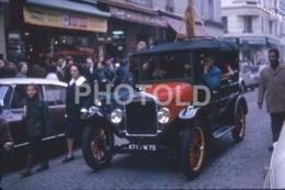 1969 FORD T CITROEN DS PARIS FRANCE 35mm AMATEUR DIAPOSITIVE SLIDE Not PHOTO No FOTO B4937 - Dias