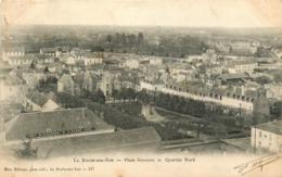 La Roche Sur Yon * Place Gouvion Et Quartier Nord * Aciérie Gaultier Baron * Vue Aérienne - La Roche Sur Yon