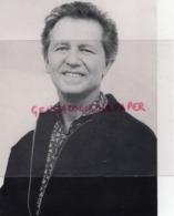 24 -PERIGUEUX - FRED MELA LES COMPAGNONS DE LA CHANSON - RARE PHOTO ORIGINALE 1987  - DORDOGNE - Persone Identificate