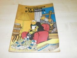 """Ancienne BD LES AVENTURES DE NERON ET C° """"LA CORNE D'ABONDANCE"""" Marc SLEEN - Books, Magazines, Comics"""