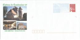 """Prêt à Poster - PAP """" AMBEYRAC - Chateau De CAMBOULAN XIIIème Siècle """" Neuf ( Repiquage Luquet ) - Entiers Postaux"""