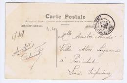LOIRE-ATLANTIQUE - Cachet Manuel PORNICHET Du 8 AOUT  09 - Cachets Manuels