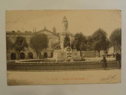 Nice - Statue De Garibaldi - Monuments, édifices