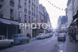 1968 OPEL KAPITAN NATALYS PARIS FRANCE 35mm AMATEUR DIAPOSITIVE SLIDE Not PHOTO No FOTO B4939 - Dias