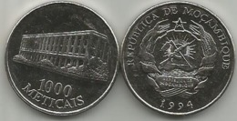 Mozambique 1000 Meticais 1994. - Mozambico