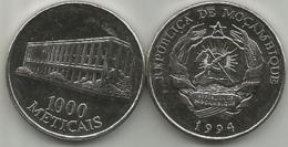 Mozambique 1000 Meticais 1994. - Mozambique