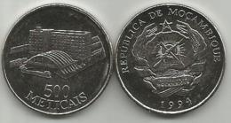 Mozambique 500 Meticais 1994. - Mozambique