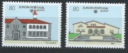 Açores YT 399-400 XX / MNH Europa 1990 - Azores