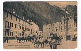 IT-3227  CHIAVENNA : Hotel Conradi E Castello - Sondrio