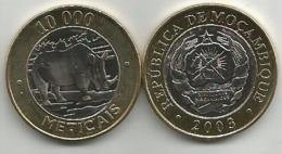 Mozambique 10000 Meticais 2003. - Mozambico