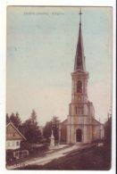 Cpa Fuans  L'église - Altri Comuni