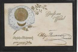 AK 0368  Gruss Aus Wien - Herzlichen Glückwunsch Zum Neuen Jahre Um 1898 - Anno Nuovo
