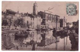 6069 - Martigues ( 13 ) - Le Canal Saint-Sébastien Et L'Eglise De La Madeleine - N.D. Phot. N°118 - - Martigues