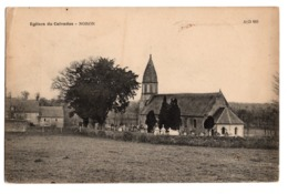 Eglises Du Calvados Noron - France