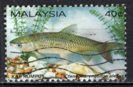 MALESIA - 1983 - Ctenopharyngodon Idellus - USATO - Malesia (1964-...)