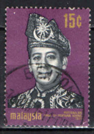 MALESIA - 1970 - Sultan Abdul Halim - USATO - Malesia (1964-...)