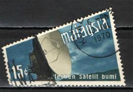 MALESIA - 1970 - Kuantan Radar Station - USATO - Malesia (1964-...)