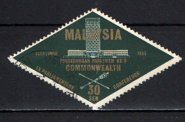 MALESIA - 1963 - 9th Commonwealth Parliamentary Assoc. Conf. - USATO - Malesia (1964-...)