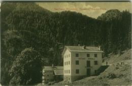 GATHAUS GRUNWALD - COSTAZZA , BUCHENSTEIN ( BELLUNO ) EDIT JOH. AMONN - 1920s ( 947 ) - Belluno