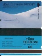 TURKEY - Palandoken/Erzurum(60 Units, Abacicard), 05/01, Used - Turquie