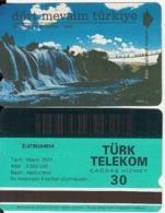 TURKEY - Muradiye Selalesi/Van(30 Units, Abacicard), 05/01, Used - Turquie