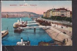 Budapest Donaupartie Feldpost 1915 - Hungary