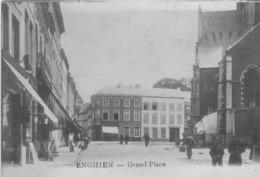 Enghien.  Grand'Place.scan - Enghien - Edingen