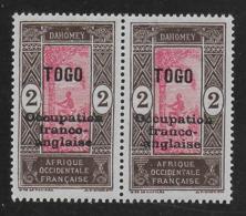 TOGO 1916 YT 85** - MNH - VARIETE - RARE - Nuevos