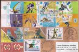Argentina - 2019 - Lettre - Baron Pierre De Coubertin - Jeux Olympiques - Briefe U. Dokumente
