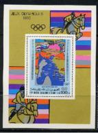 Olympic Games 1988 , Mauritanie  - Blok Postfris - Estate 1988: Seul