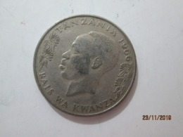 TANZANIA 1 Shilling Moya 1966  # 3 - Tanzania