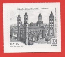 2019 Abbazia Di Sant'Andrea - Vercelli - Leggi Il Messaggio Del Venditore - 6. 1946-.. Republic