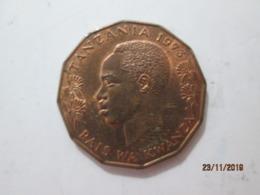 TANZANIA 5 Senti 1973  # 3 - Tanzania