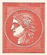 FRANCE  TIMBRE N° ? NEUF ISSU DU BLOC CERES 2019 - Frankrijk