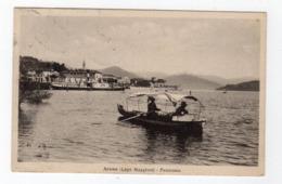 Nov19  86179  Arona  Lago Maggiore   Bateaux - Italia