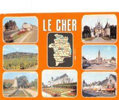 18-LE CHER-N°T1087-F/0009 - Autres Communes